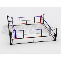 Movable boxing ring
