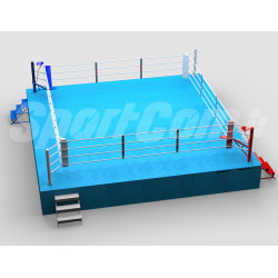 AIBA certified boxing ring